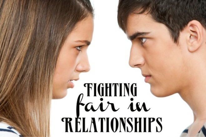 Fighting Fair Part #4 – A little less conversation, a little more action please.