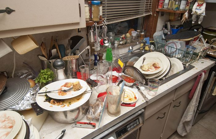 Doing Dishes This Holiday?